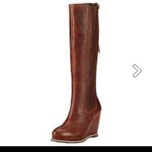 ARIAT Ryman Leather Boots Sz 8.5